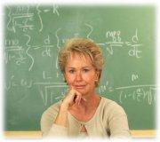 Picture of school teacher