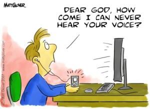 Hear God's Voice