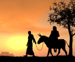 Mary and Joseph's journey