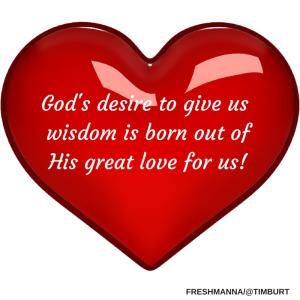 Wisdom and love